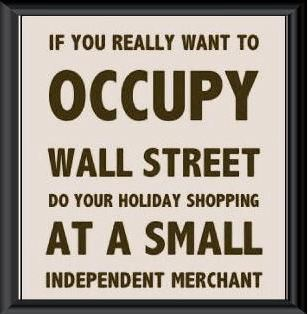 occupy small businesses