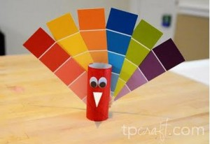 paint chip turkey