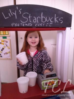 lily starbucks