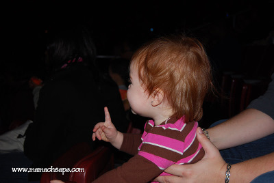 lilys first disney on ice