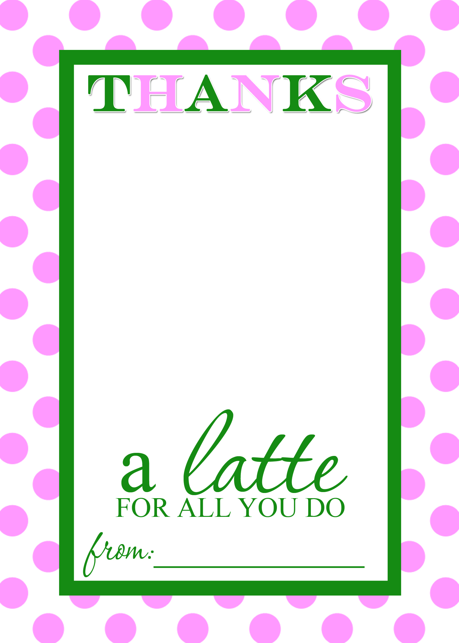 photo about Teacher Appreciation Printable Card called Thats Region Dwelling