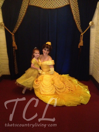 lily and belle at akershus