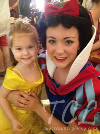 lily and snow white at akershus 2
