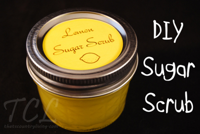 tcl sugar scrub title
