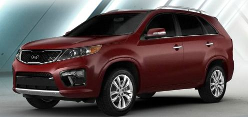 Kia Sorento 2