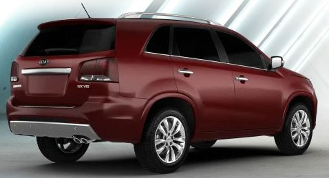 Kia Sorento 3