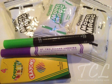 crayola factory freebies