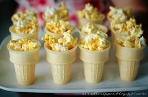 popcorn olympics torches