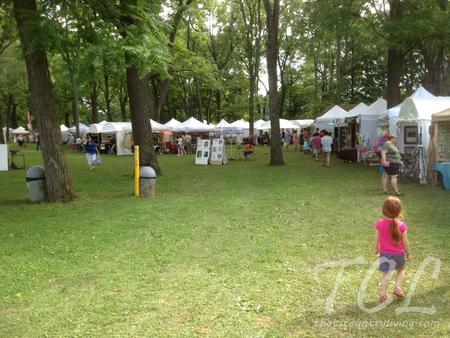 tinicum arts festival g