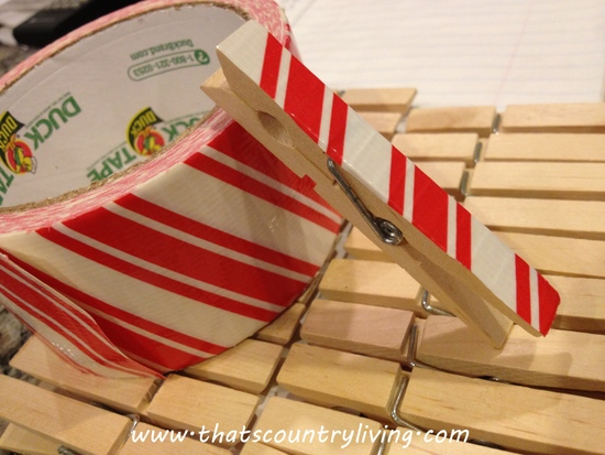 christmas clothespins 3