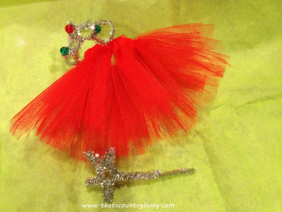elf outfitters tutu