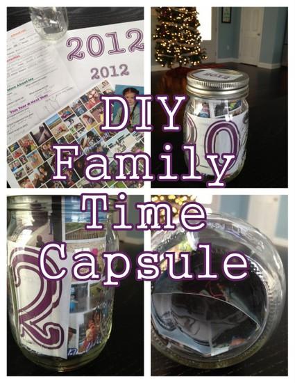 NYE time capsule