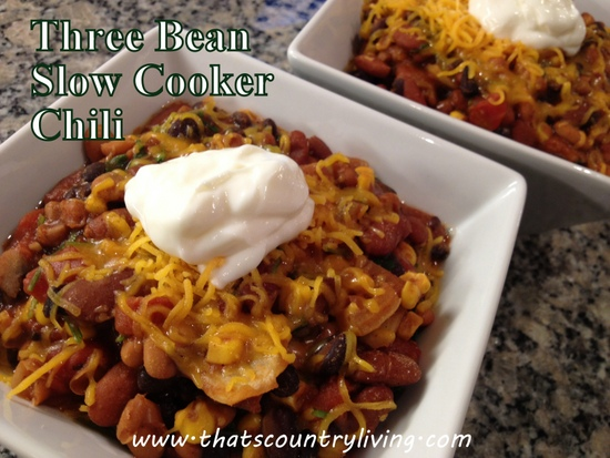 slow cooker chili title