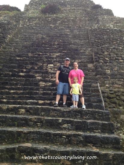 Chacchoben Mayan Ruins Costa Maya f