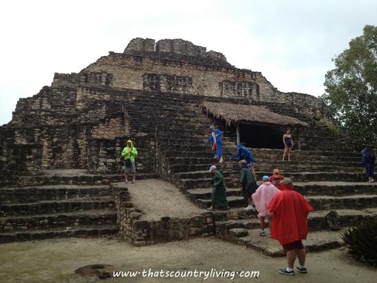 Chacchoben Mayan Ruins Costa Maya j