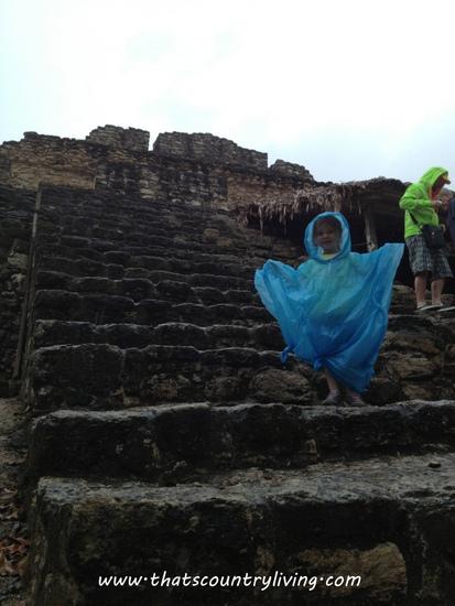 Chacchoben Mayan Ruins Costa Maya k