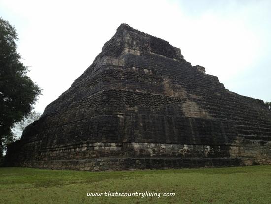 Chacchoben Mayan Ruins Costa Maya u