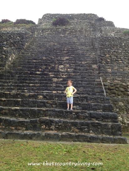 Chacchoben Mayan Ruins Costa Maya y