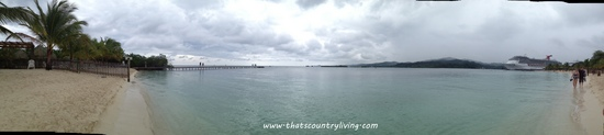Roatan Honduras Mahogany Beach h
