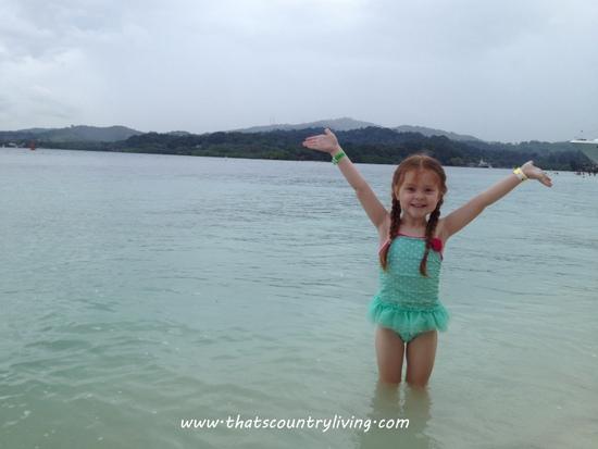 Roatan Honduras Mahogany Beach i