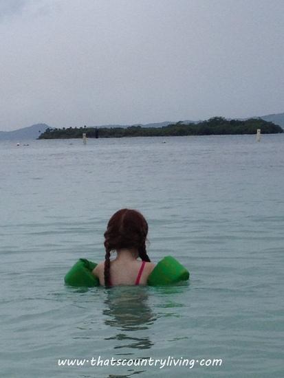 Roatan Honduras Mahogany Beach k