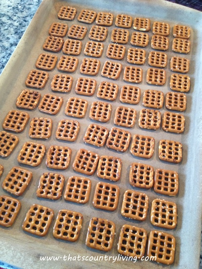bunny bites pretzels