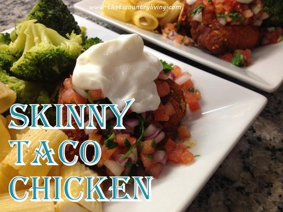 taco chicken title