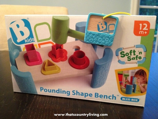 pounding shape bench 3