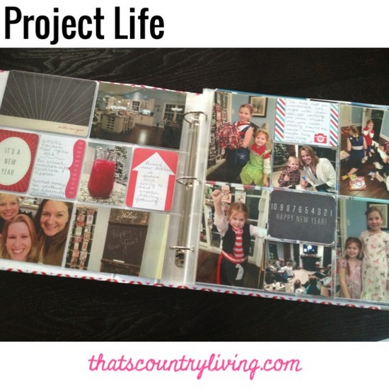 Project Life Week 1 c