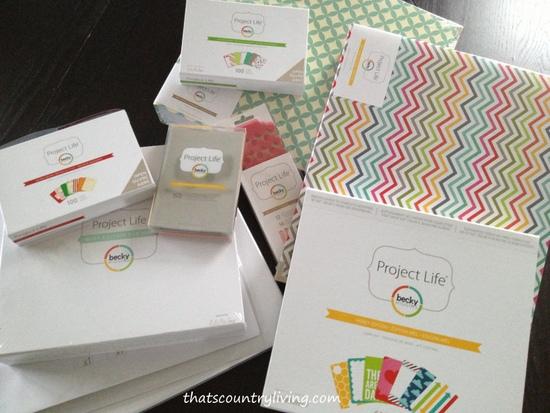 project life kits 1