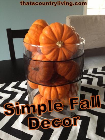 gourd centerpiece title