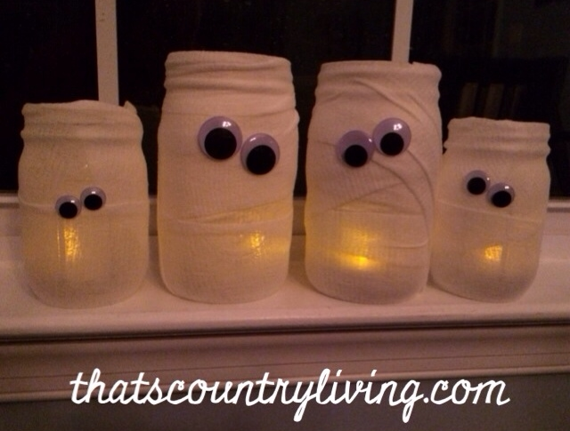mason jar mummies 2