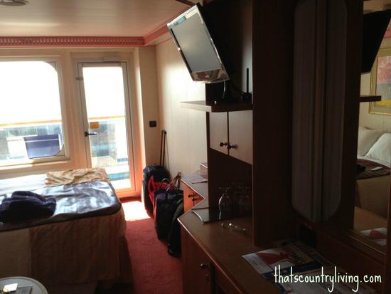 carnival cruise cabin 6336 b