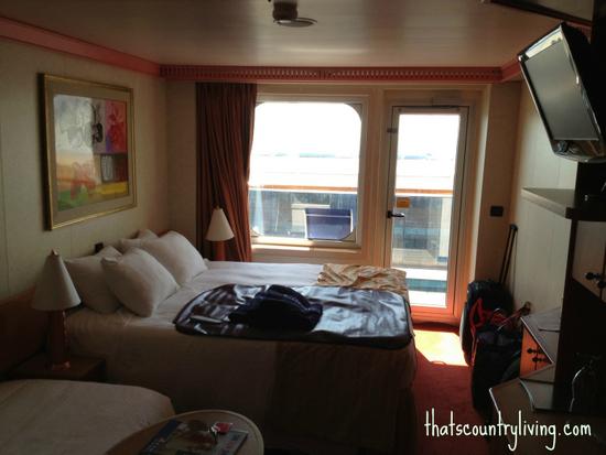carnival cruise cabin 6336