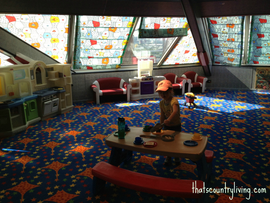 carnival glory kids club 2