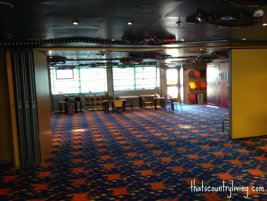 carnival glory kids club